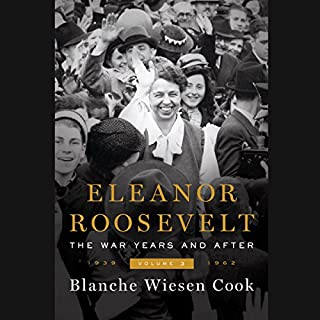 Eleanor Roosevelt, Volume 3 audiobook cover art