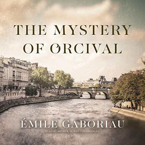The Mystery of Orcival cover art