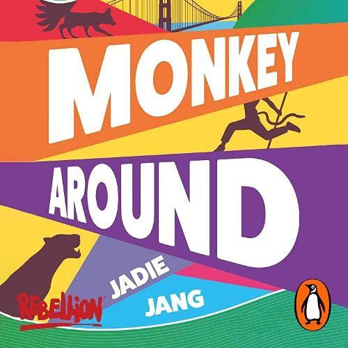 Monkey Around cover art