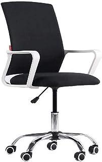 MUBAY Silla de Oficina Ergonomica Silla de Oficina, sillas de Oficina Silla de la computadora Silla ergonómica Racing Juego Inicio del Escritorio de Oficina Silla Lumbar Apoyo for la Cabeza de Apoyo