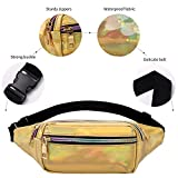 Waist Bag Fashion Adjustable Casual Portable Waist Pack Fanny Pack for Outdoor