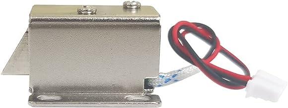 Qianfeng Automatische Deuropener kit Nieuwe 12 V 0.4A Mini Elektrische Bout Kabinet Lock Lade Locker Deur Gate Gebruik Kle...