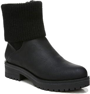 حذاء طويل حتى الكاحل Simone للنساء من LifeStride ، أسود، عرض 6.5