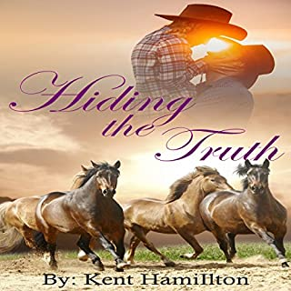 Hiding the Truth audiobook cover art