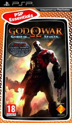 God of War : Ghost of Sparta - collection essential [Importación francesa]
