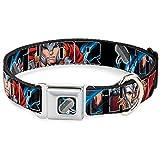 Buckle Down 9–15'Collar de Perro Poses/Martillo de Thor de Los Vengadores