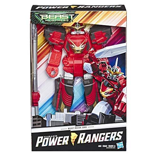 Power Rangers- Figura de acción Morphers Beast Racer Zord 25 cm, Multicolor (Hasbro E5949ES0)