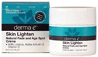 Derma E Skin Lighten Natural Fade and Age Spot Creme