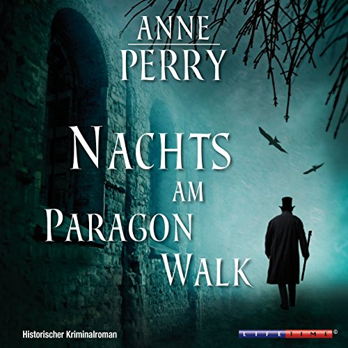 Nachts am Paragon Walk (Inspector Pitt 4) audiobook cover art