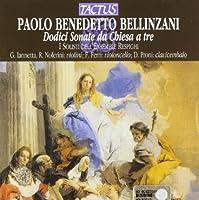Bellinzani: Sonate Da Chiesa a Tre