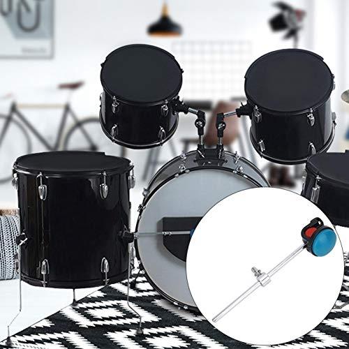 Batidor de bombo Juego de batería Accesorios para instrumentos de percusión Accesorio para batería Pieza de repuesto para instrumentos
