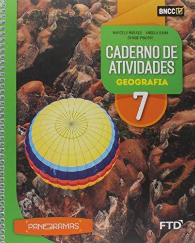 Panoramas Geografia - Caderno de Atividades - 7º ano