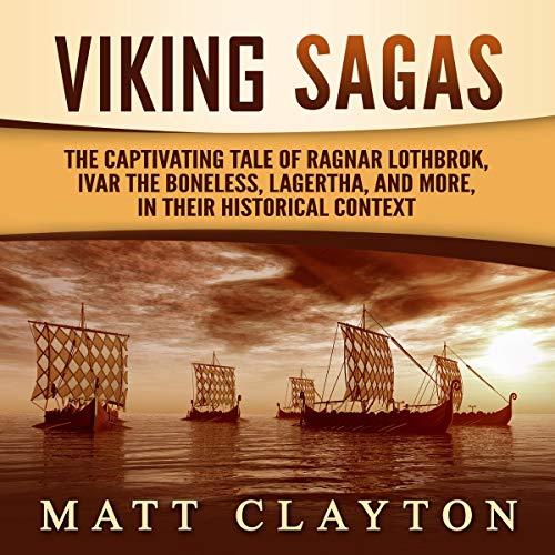 Viking Sagas cover art