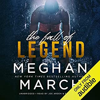 Page de couverture de The Fall of Legend