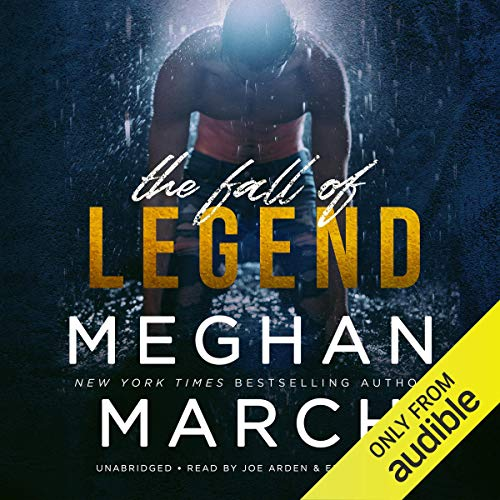 The Fall of Legend cover art