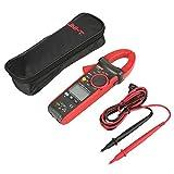 Pinza Amperimétrica CC/CA UNI-T UT216, medidor de pinza digital de rango automático, multímetro de capacitancia de resistencia de voltaje de corriente CA/CC(UT216A)