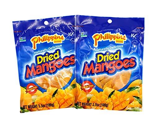 Best philippines brand dried mango