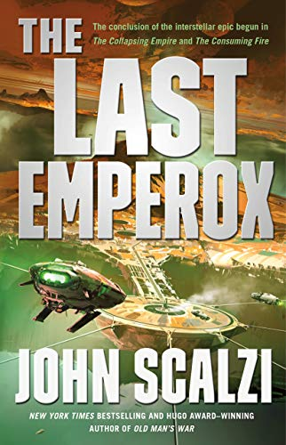 Image of The Last Emperox (The Interdependency, 3)