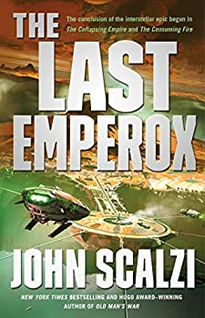 The Last Emperox by John Scalzi science fiction and fantasy book and audiobook reviews