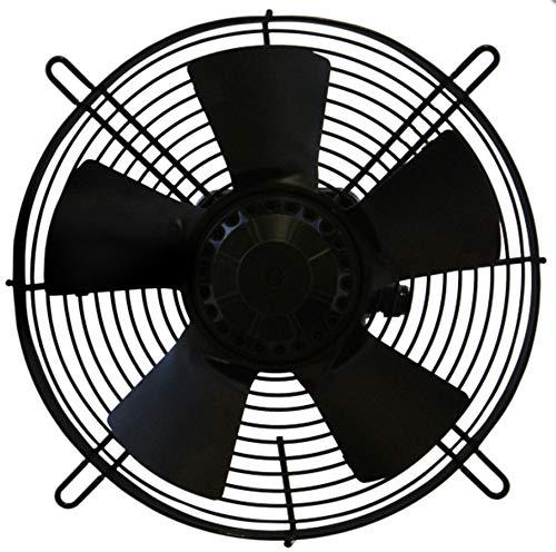 Ventilator Axial Rohrventilator 300 mm 2350 m³/h Gitter Abluft Zuluft Gebläse