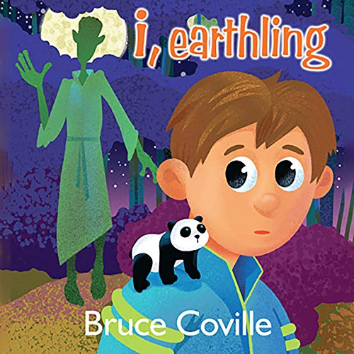 I, Earthling cover art