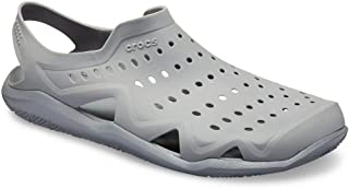Crocs Mens - Swiftwater Wave M Grey Size: