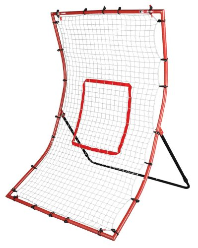 "Franklin Sports MLB 2-in-1 Switch-Hitter Flyback Return Trainer, 68"" x 44"""
