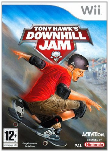 Activision Tony Hawk's Downhill Jam, Wii - Juego (Wii)