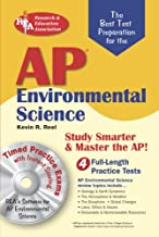 AP Environmental Science w/CD-ROM (REA) The Best Test Prep for Advanced Placement (Advanced Placement (AP) Test Preparation)