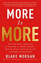 More Is More: How the Best Companies Go Farther and Work Harder to Create Knock-Your-Socks-Off Customer Experiences (Engli...