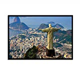 nr Río De Janeiro Corcovado Cristo Redentor Jesus Status