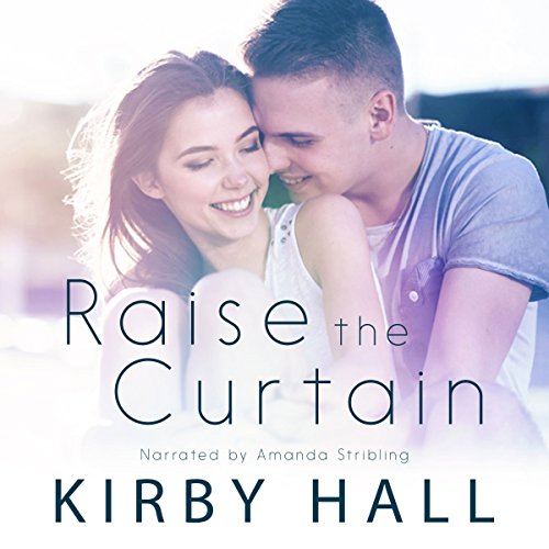 Raise the Curtain audiobook cover art