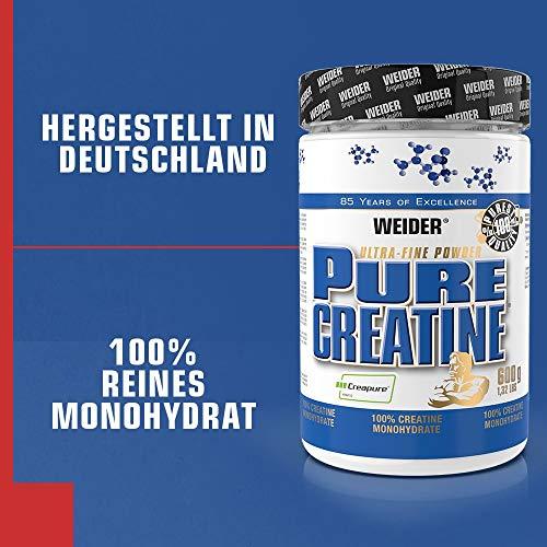 Weider Pure Creatine, Neutral, 600 g - 4