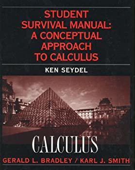 Concepts of Calculus 013305814X Book Cover
