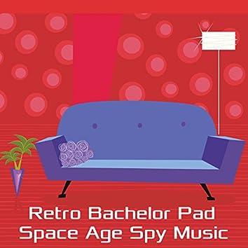 Retro Bachelor Pad Space Age Spy Music