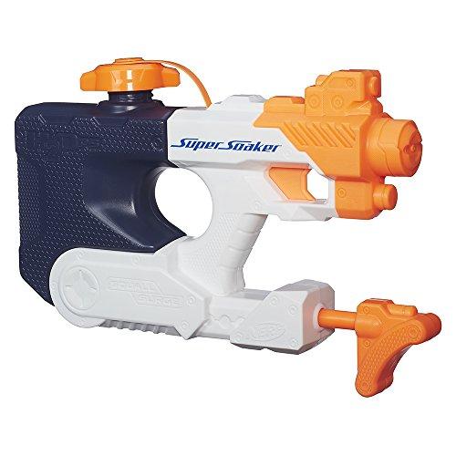 Nerf - Super Soaker Pistola d'acqua H20 Squall Surge