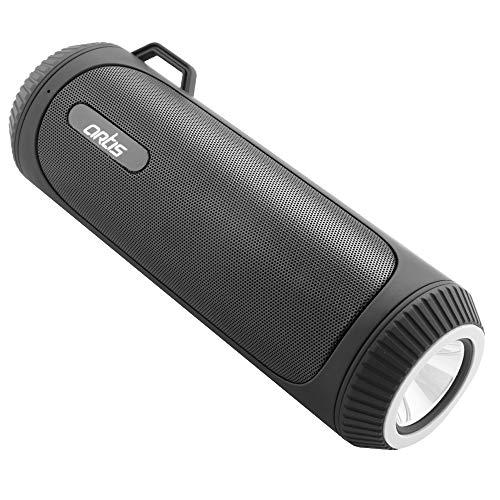 Artis BT22 Portable Wireless Bluetooth Speaker with LED...