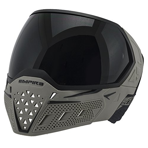 Empire Maske EVS Razor Thermal grau/schwarz