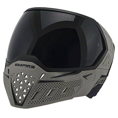 Empire Maske EVS Razor Thermal grau/schwarz