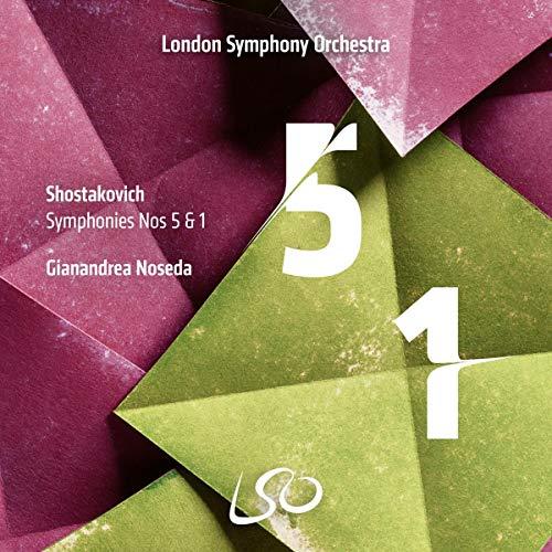 Schostakowitsch: Sinfonien Nr. 5 & 1