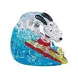 ビバリー 40ピース クリスタルパズル スヌーピーサーフィン
