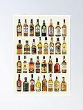 AZSTEEL Whisky Poster Poster