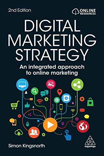 Digital Marketing Strategy: An Integrated Approach to Online Marketing (English...