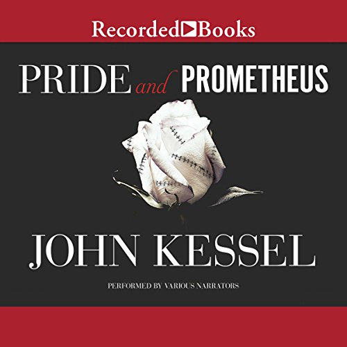 Pride and Prometheus audiobook cover art