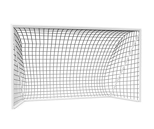 NKTM Soccer Goal Net,12Feet x 6Feet for Training Practice Match Training (Poles and Velcro Straps NOT Include)