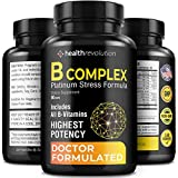 Best B Complex Supplements - Super B Complex Vitamins - All B Vitamins Review