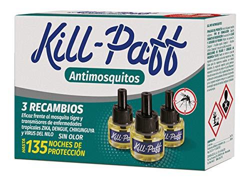 Lista de los 10 más vendidos para olor antimosquitos eléctrico