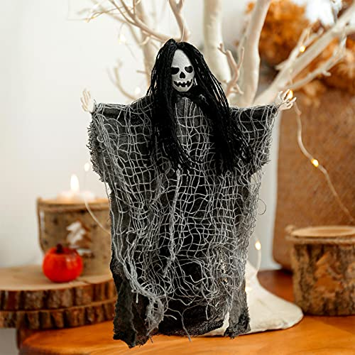 Halloween Skull Pendant Bar Pumpkin…