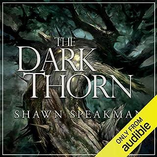 The Dark Thorn audiobook cover art