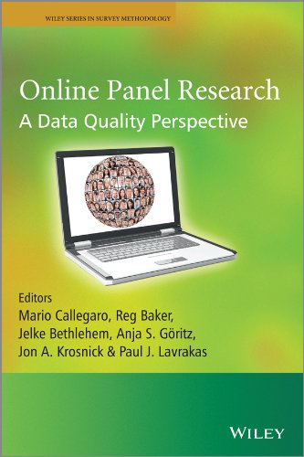 Online Panel Research: A Data Quality Perspective (Wiley Series in Survey Methodology) (English Edition)